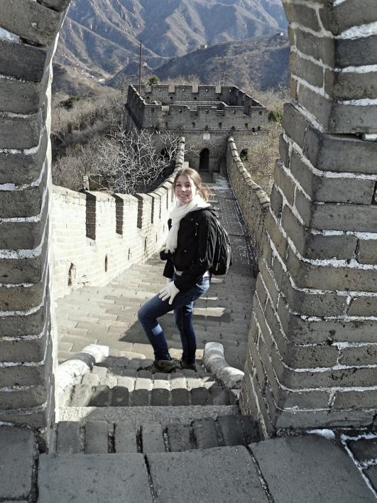 China me